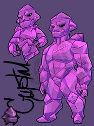 .:Nuclear Throne:. Crystal