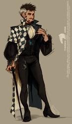 [OC] ringmaster