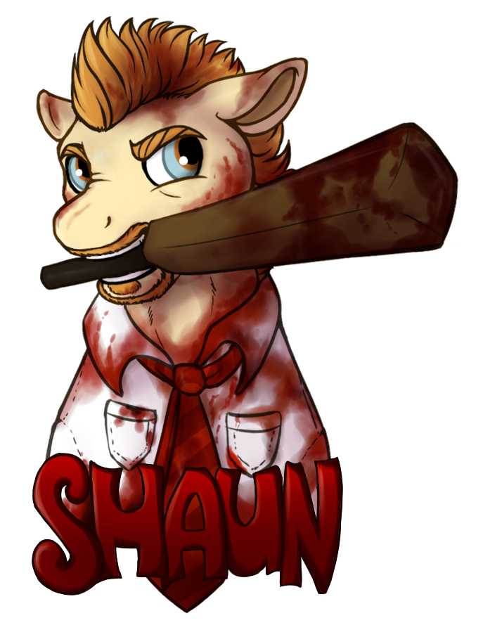 Most recent image: Shaun of the ponies