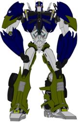 tony goad aka micron, leader of the micro masters subfaction