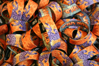 Look at all these Wristbands!