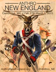 Anthro New England 2015 - Revolution!