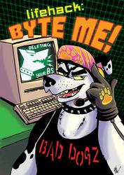 XW Kickstarter: BYTE ME!