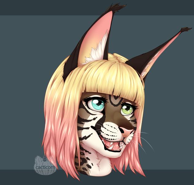 gift for Rainbow-Foxy