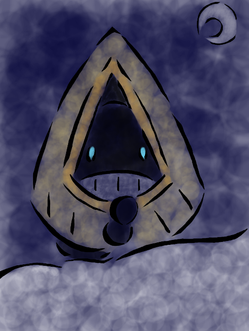 Snorunt shivers to death in the snow