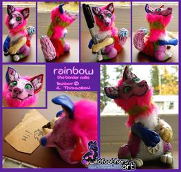 Rainbow Peblet