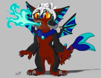 flaming Zecon