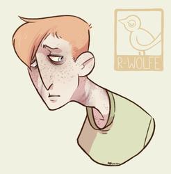 the saddest ginger