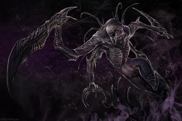 Evolve - Wraith