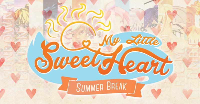 My Little Sweetheart: Summer Break