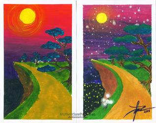 Study #1 Moon Road