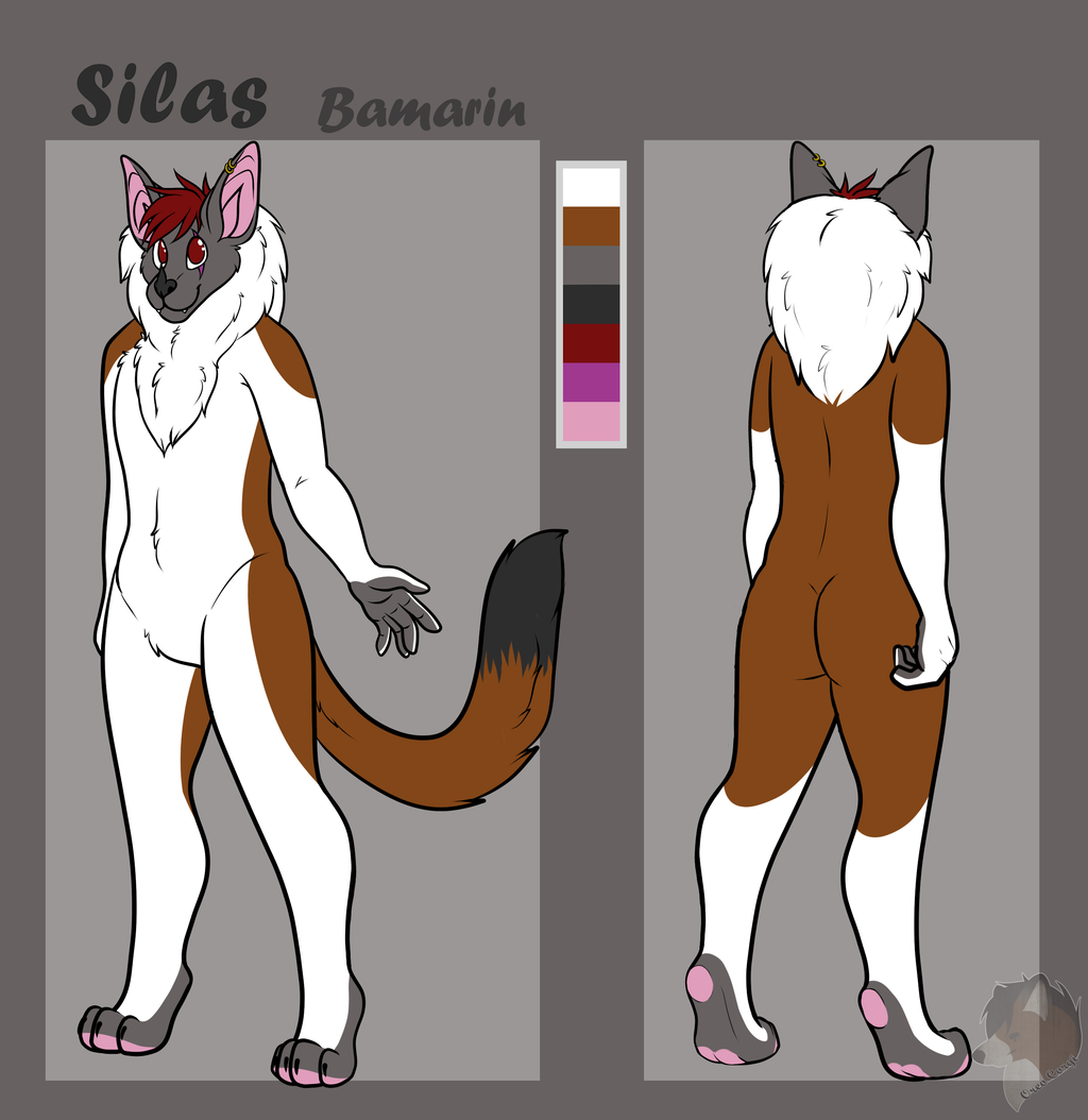 Most recent image: Silas Ref Sheet