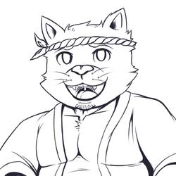 Matsuri Inu Sketch