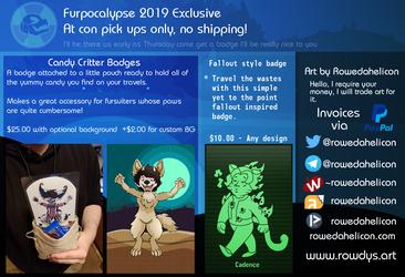 Furpoc 2019 Badges