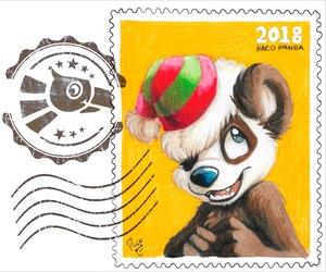 Christmas stamp 2018