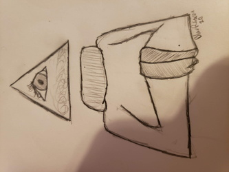 iiluminaughtii fanart sketch