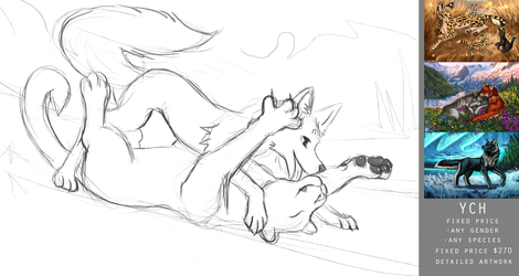 Detail YCH (fixed price)