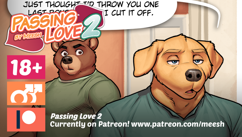 """Most recent image: """"Passing Love 2 
