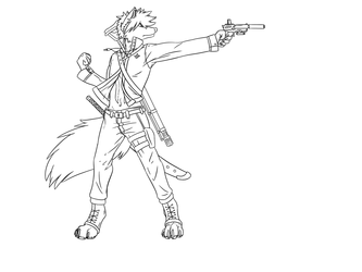 Lineart - Smith Taylore