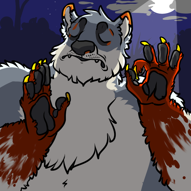 When the Moonlight hits you just right