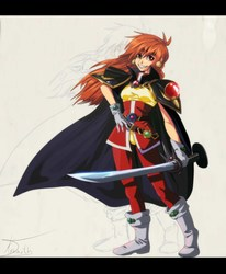 RQ Slayers - Lina Inverse