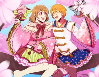 Love Live! Sakura Viewing