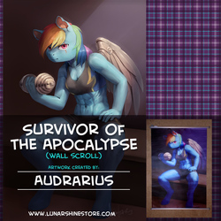 Survivor of the Apocalypse by Audrarius