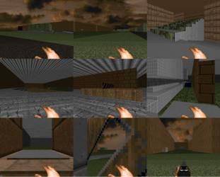 Doom School (Proof Of Concept)