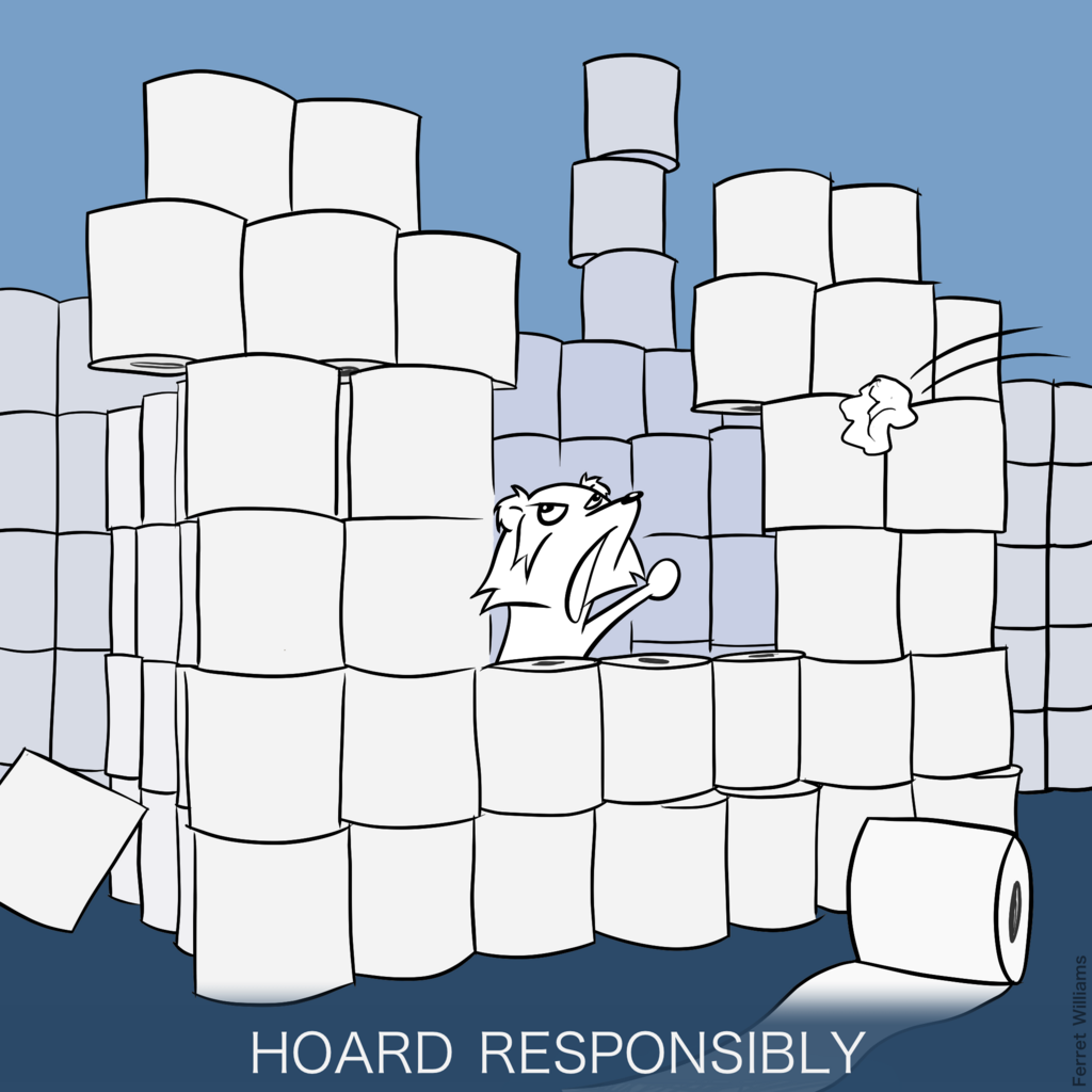 Most recent image: TP Hoarding