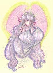 Purple Mermaiden