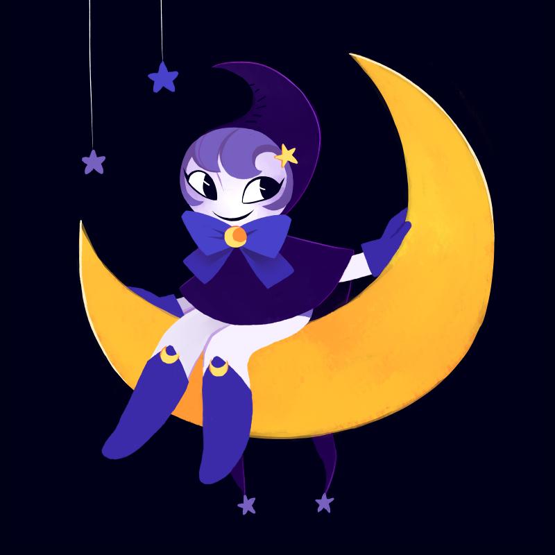 The Moon Maiden