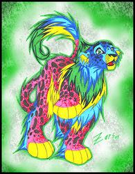 2009 Color Cat