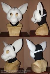 Cat Mask Base