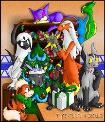 Pokémon Christmas Preparation