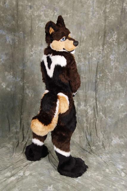 Axi Suit Back