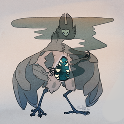 Foureyedfinch (t)