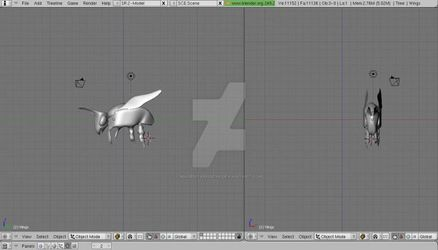 Bee  Model Preview