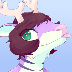 c// a deer friend