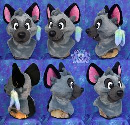 Kubo Hyena Head
