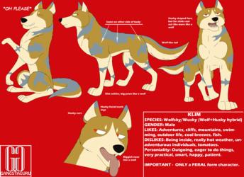 Klim Reference Sheet