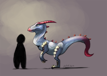 Dinosaur Dragon