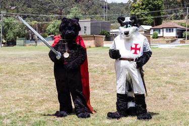 Zig Zag Brewery: Two Swordsmen