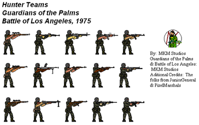 Guardians of the Palms Hunters
