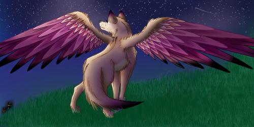Winged Kiaki
