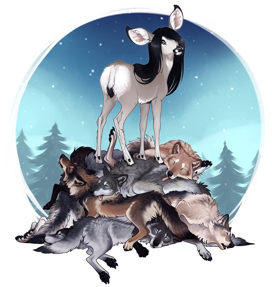 Deer Master Race