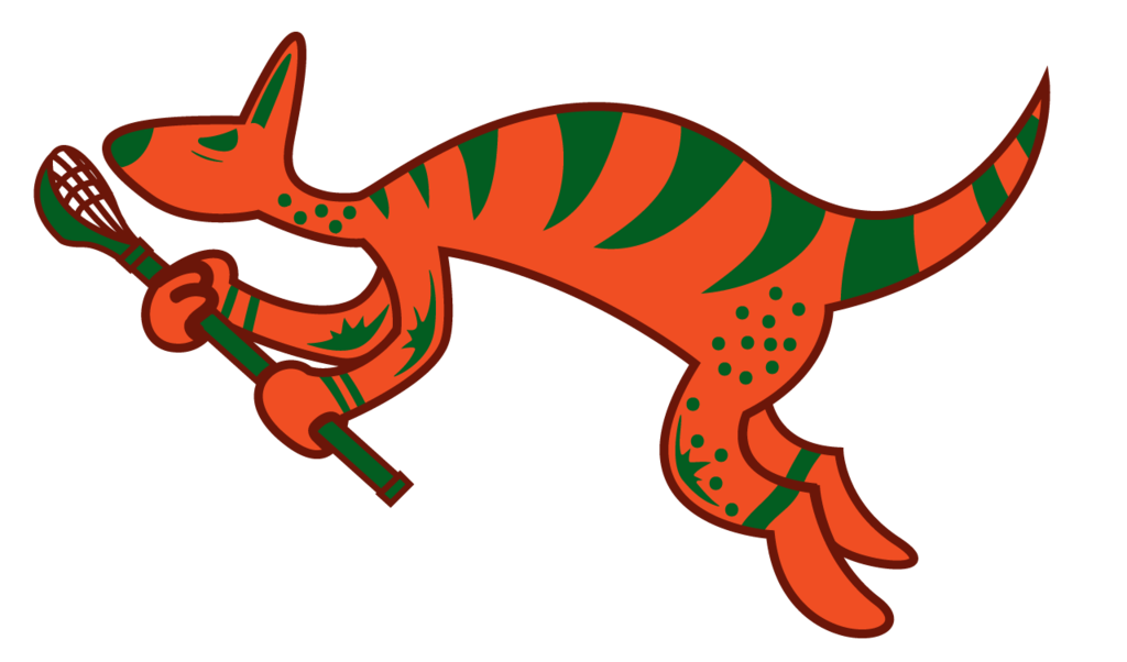 Zephyr Bay Boomerangs Alternate Logo