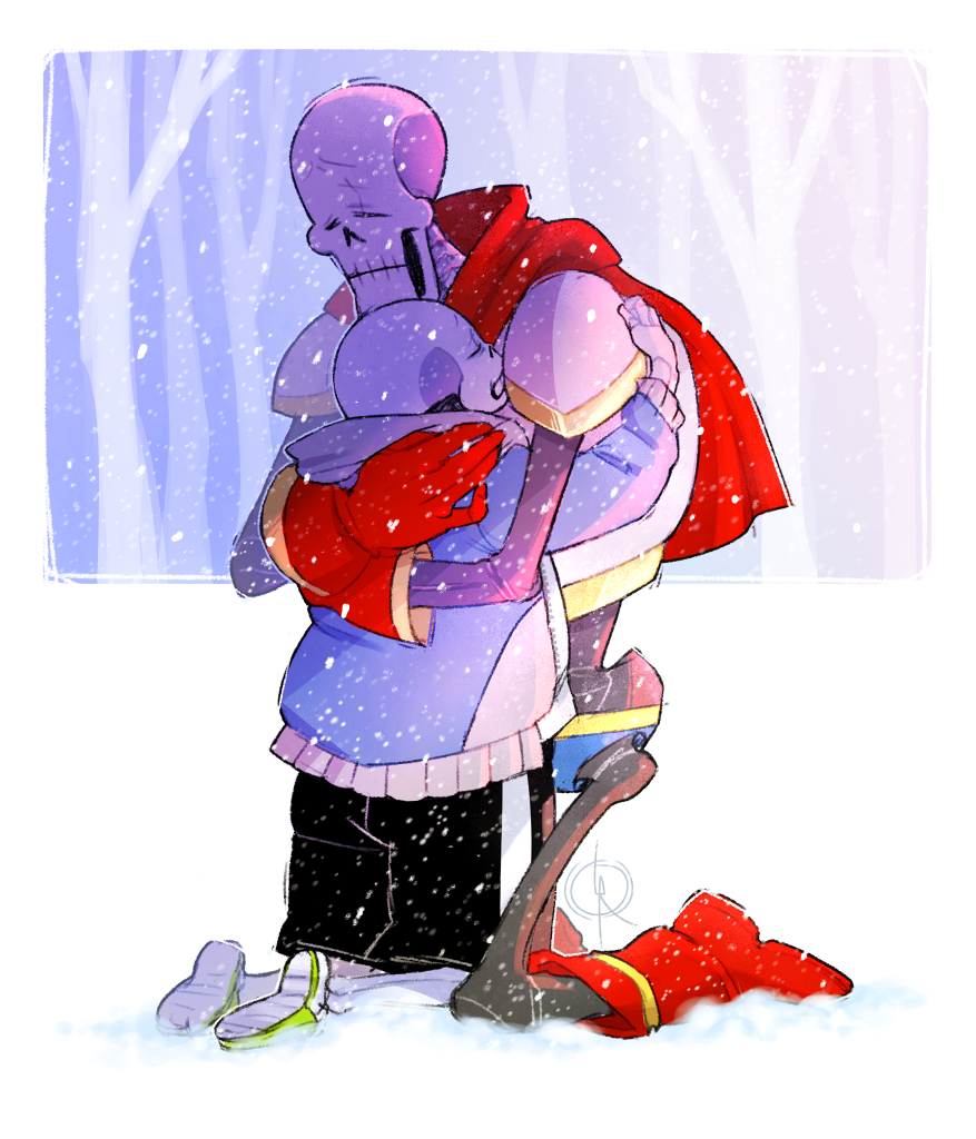 Undertale: IT'LL BE OK, BROTHER