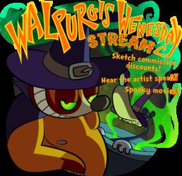 Walpurgis Wednesday Poster