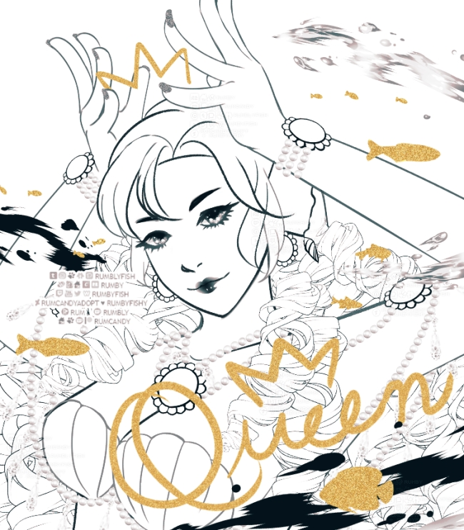 Aquatica Queen Mira 👑  WIP
