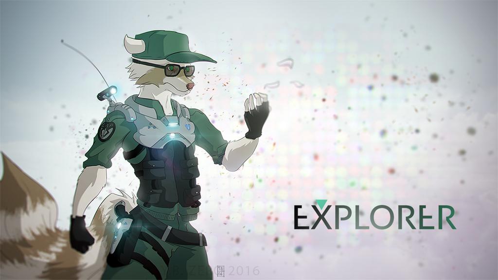 Sci-Fi Series : Explorer